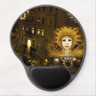 Gel Mousepad - Graphic Art Composition with Fairy