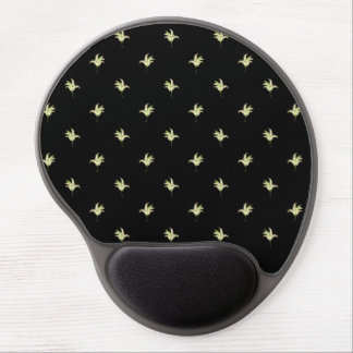 Gel Mousepad: Lilies of the Valley, Blue