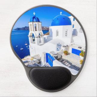 Gel Mousepad Oia Santorini Greece
