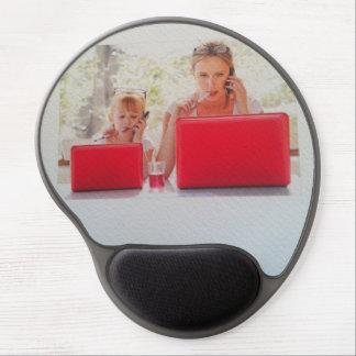 Gel Mousepad para su ordenador Alfombrillas Con Gel