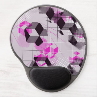 Gel Mousepad pink lady