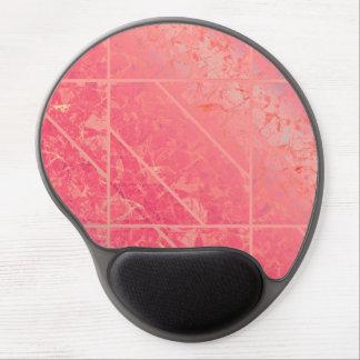Gel Mousepad Pink Marble Texture