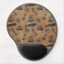 Gel Mousepad - Vintage Nautical