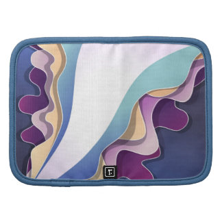 Gel Mousepad with abstract design Planner