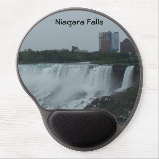 Gel mousepad with photo of niagara falls