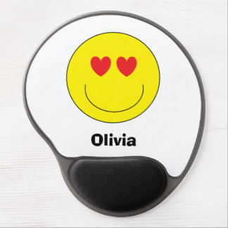 Gel personalizado Mousepad de Emoji Alfombrilla Gel