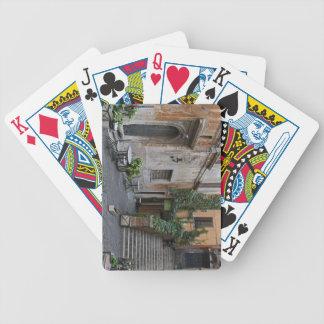 Gelateria romano baraja de cartas