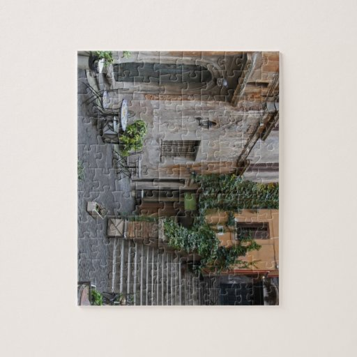 Gelateria romano rompecabeza con fotos