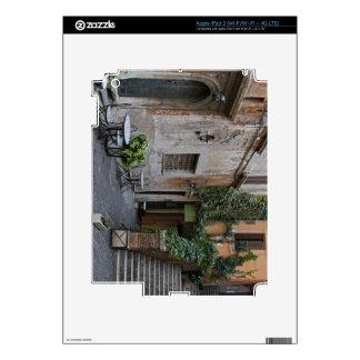 Gelateria romano iPad 3 pegatinas skins