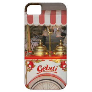 Gelati, helado italiano iPhone 5 carcasa