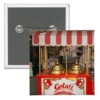 Gelati, Italian Ice Cream Pins