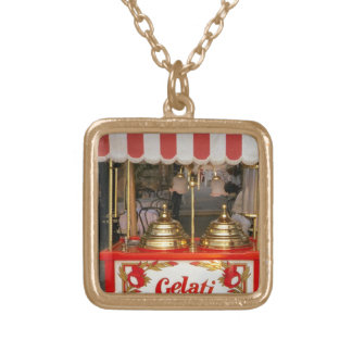 Gelati, Italian Ice Cream Pendants