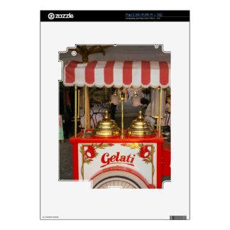 Gelati, Italian Ice Cream Skin For The iPad 2