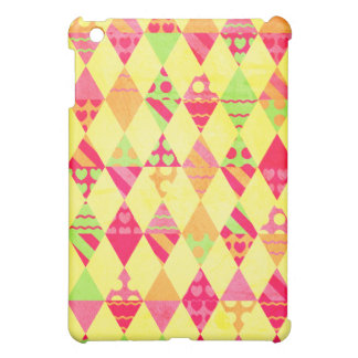 Gelati Party Triangles Cover For The iPad Mini