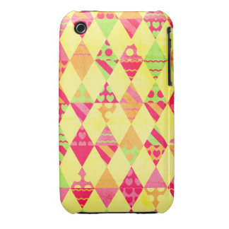 Gelati Party Triangles iPhone 3 Cover