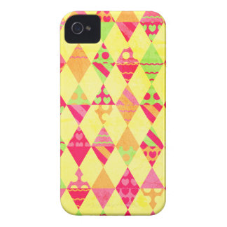 Gelati Party Triangles iPhone 4 Cover