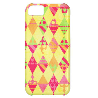 Gelati Party Triangles iPhone 5C Covers