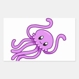 Gelatine las medusas etiqueta