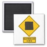 Gelatinous Cube XING Magnet