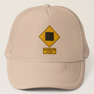 Gelatinous Cube XING Trucker Hat