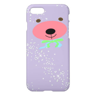 Gelato Bear iPhone 7 Cases
