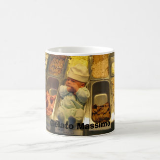 Gelato Massimo 3, Gelato Massimo Classic White Coffee Mug