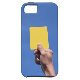 Gelbe Karte iPhone SE/5/5s Case