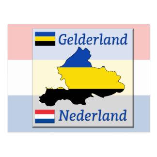 Gelderland- Nederland Postcard