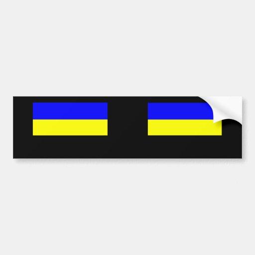 Gelderland, Netherlands Bumper Sticker