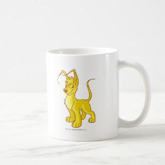 Gelert Gold Classic White Coffee Mug