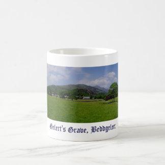 Gelert's Grave, Beddgelert Basic White Mug