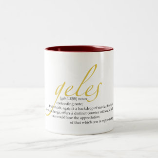 Geles Mugs