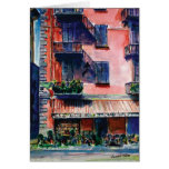 geletteria cafe greeting card