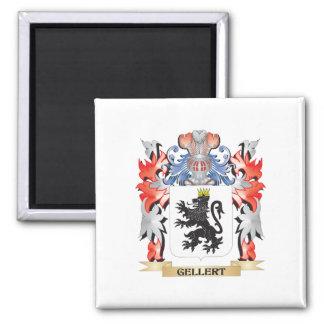 Gellert Coat of Arms - Family Crest Magnet