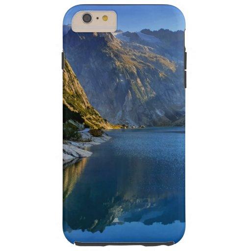 Gelmersee Guttannen Switzerland Tough iPhone 6 Plus Case