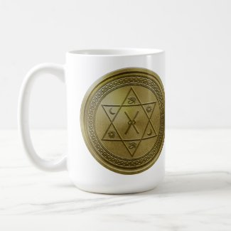 Gelonysus 15oz Coffee Mug