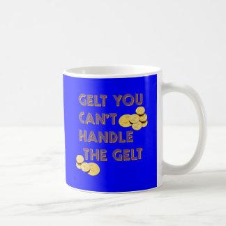 Gelt Classic White Coffee Mug