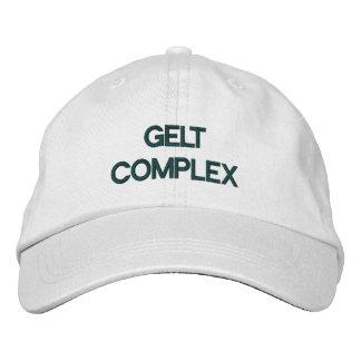 GELT COMPLEX FUNNY JEWISH HAT