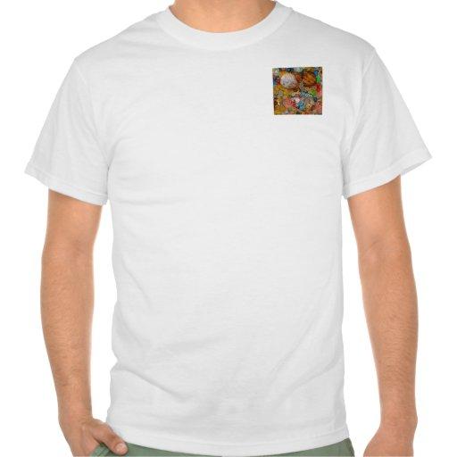 Gelt, Dreidels, Menorah, Sufganiot, & Latke T-shirts