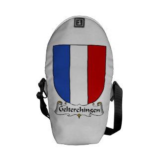 Gelterchingen Family Crest Courier Bags