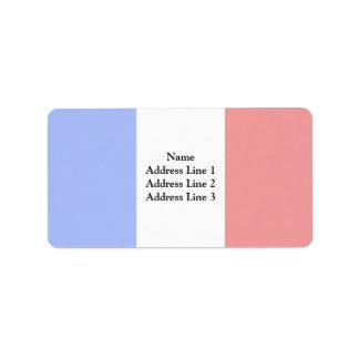 Gelterkinden, Switzerland flag Address Label