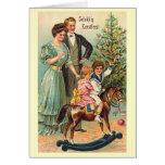"""""""Gelukkig Kerstfeest"""" Greeting Card"""