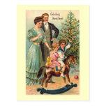 """Gelukkig Kerstfeest"" Postcard"