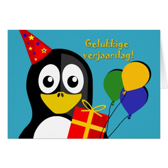 Gelukkige verjaardag birthday in afrikaans card zazzle birthday in afrikaans card stopboris Choice Image