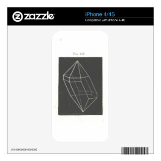 GEM-137 DECAL FOR iPhone 4