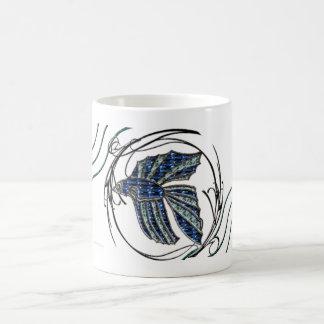 Gem Beta Fish Coffee Mug