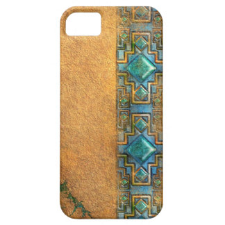 Gem Border Mesoamerican iPhone SE/5/5s Case