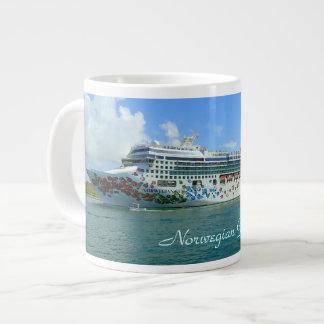 Gem on the Space Coast Custom Giant Coffee Mug
