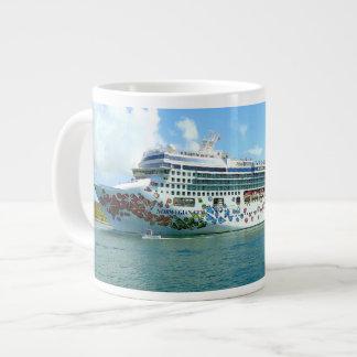 Gem on the Space Coast Giant Coffee Mug
