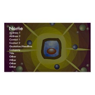 Gem photo business card